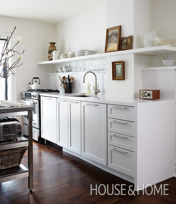 kitchen cabinets vs shelves the great debate cabinets vs open shelving 3r 21351