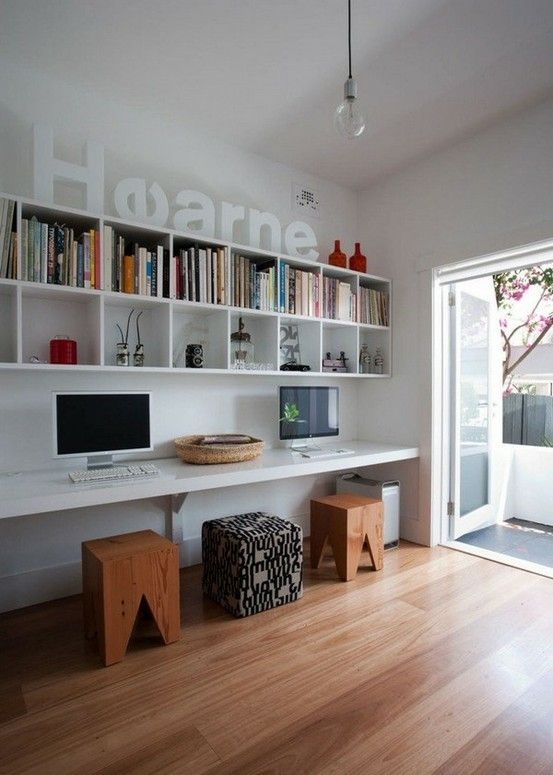 5 Inspiring Work from Home Office Spaces