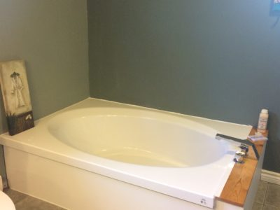 Bathroom 'Before'