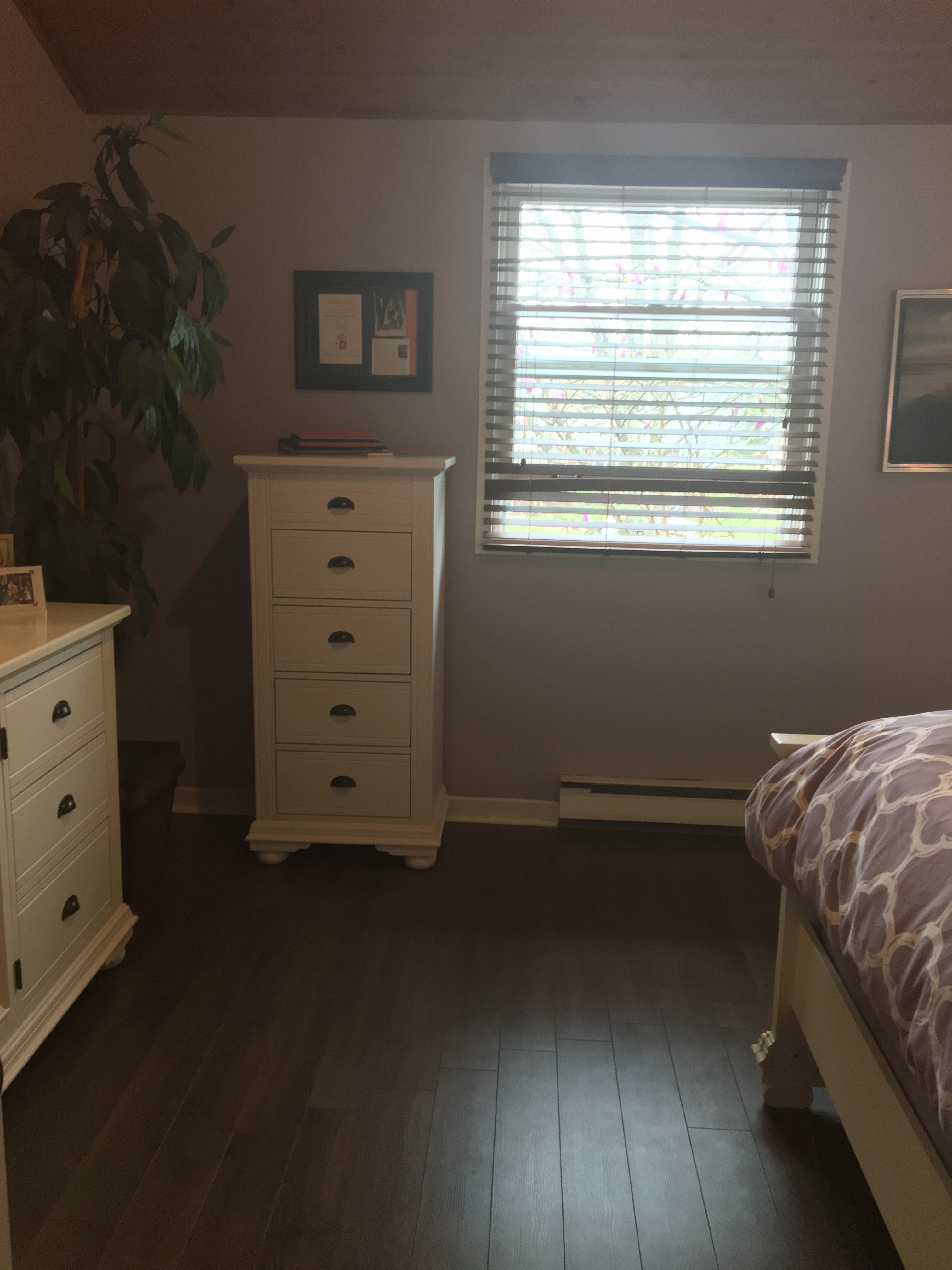 Before & After: A Clients Bedroom makeover